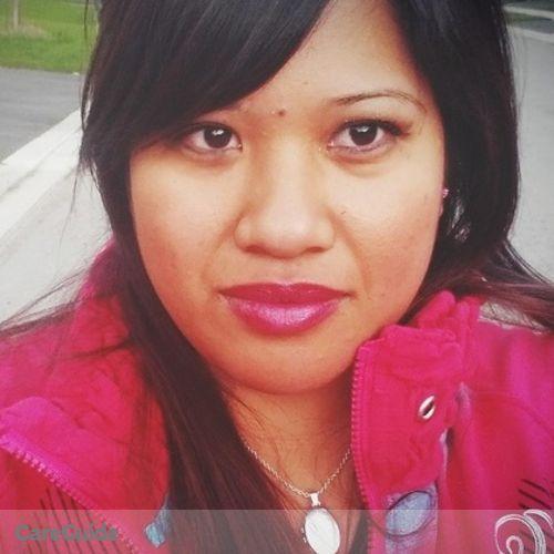 Canadian Nanny Provider Victoria Tolentino's Profile Picture