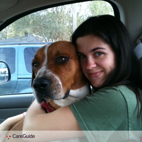 Pet Care Provider Chelsea G's Profile Picture