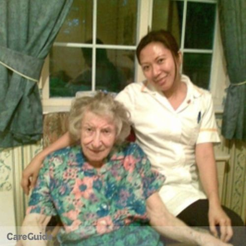 Canadian Nanny Provider Monica Dy's Profile Picture