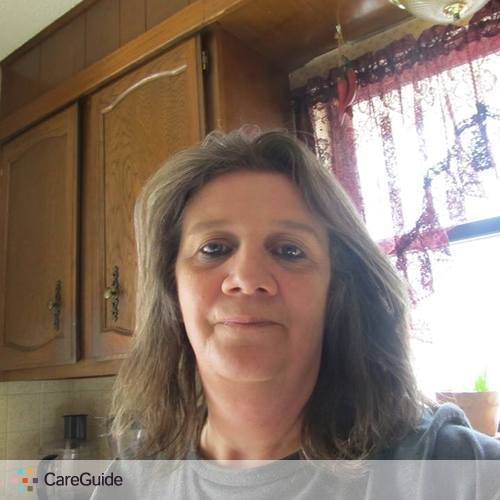Housekeeper Provider Jackie Rose's Profile Picture