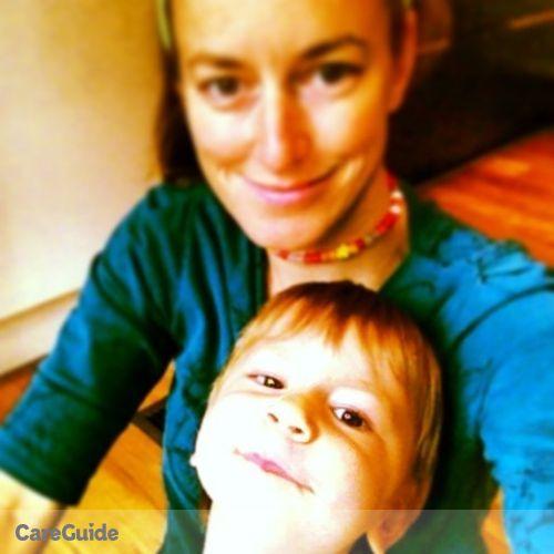 Canadian Nanny Job Heidi Nesbitt's Profile Picture