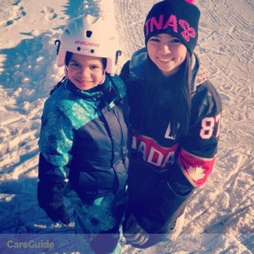 Canadian Nanny Provider Kristy Ng's Profile Picture