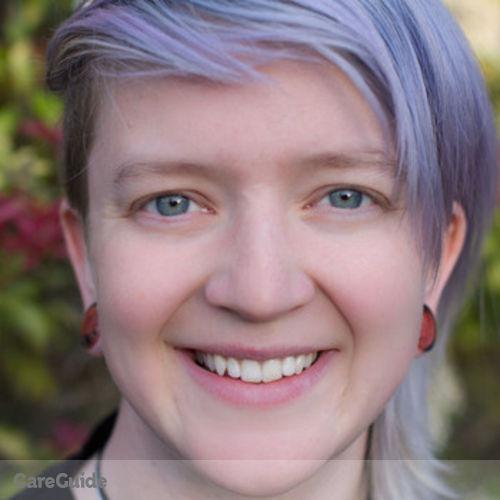 Canadian Nanny Provider Anna J's Profile Picture
