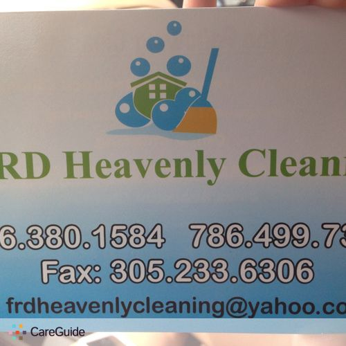 Housekeeper Provider Dayan C's Profile Picture