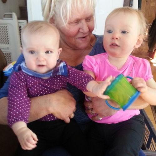 Caregiver.... Love kids