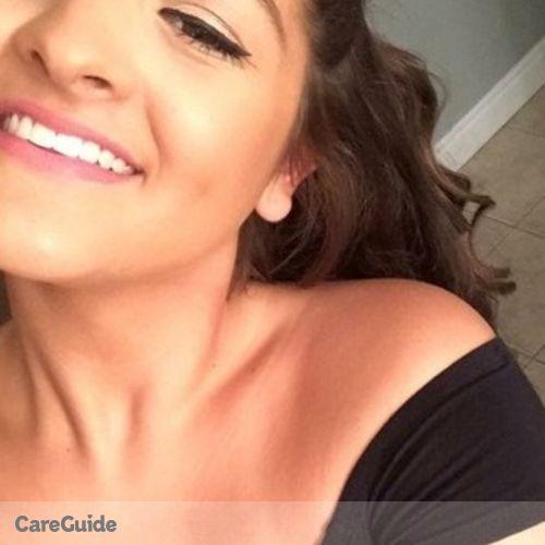 Canadian Nanny Provider Bianca Lombardi's Profile Picture
