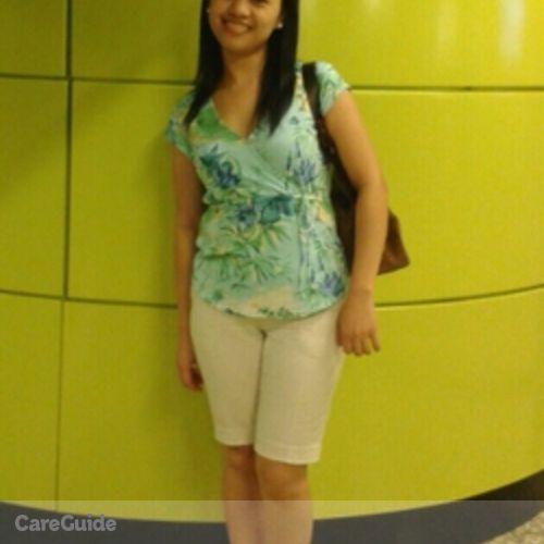 Canadian Nanny Provider Marie Ann Arcilla's Profile Picture