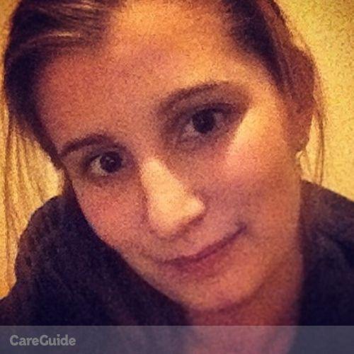 Canadian Nanny Provider Dominique Gall's Profile Picture