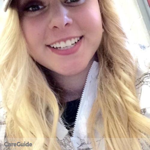 Canadian Nanny Provider Ally Labree's Profile Picture