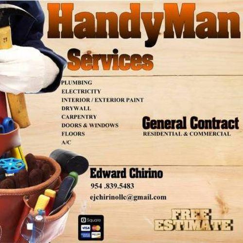 Handyman Provider Edward Chirino's Profile Picture