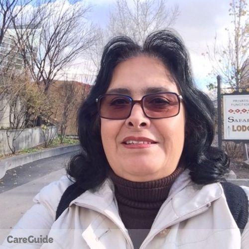 Canadian Nanny Provider Maria Zambonelli's Profile Picture