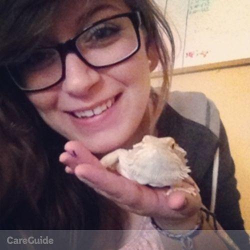 Canadian Nanny Provider Jess Sampaio's Profile Picture