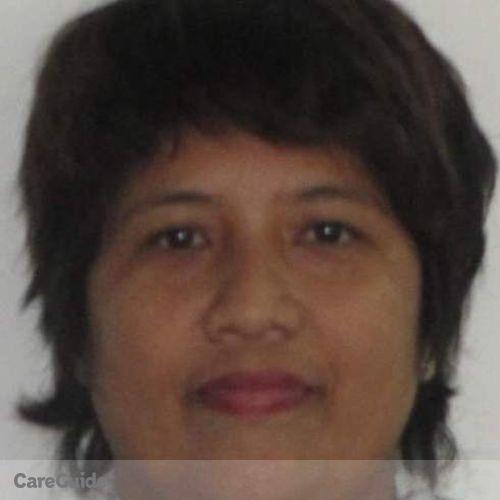 Canadian Nanny Provider Ma. Aleah Fucieran's Profile Picture