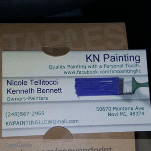 Painter Provider Nicole Tellitocci's Profile Picture