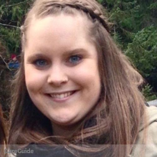 Canadian Nanny Provider Rhian 's Profile Picture