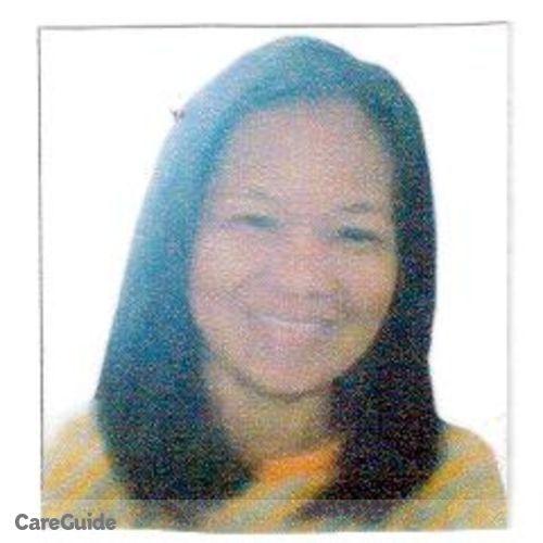 Canadian Nanny Provider Andrea Solar's Profile Picture