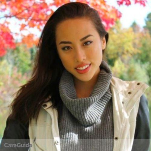 Canadian Nanny Provider Kealani I's Profile Picture