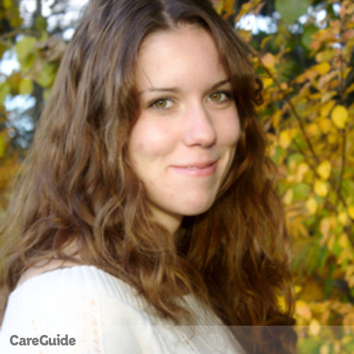Canadian Nanny Provider Kyla Rushton's Profile Picture
