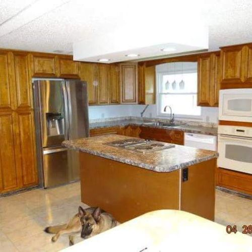 Full Kitchen Remodeling Beautiful Kitchen Cabinets And
