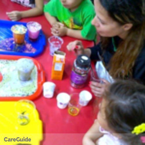 Canadian Nanny Provider Cristina Vicente's Profile Picture