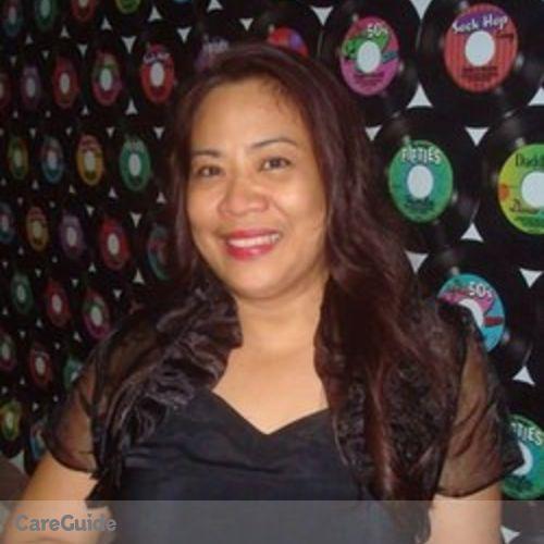 Canadian Nanny Provider Rowena T's Profile Picture