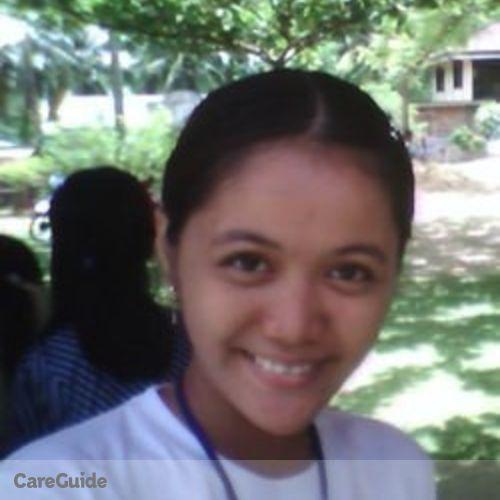 Canadian Nanny Provider Marliza Sagarino's Profile Picture