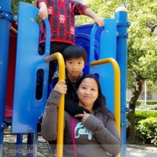 Canadian Nanny Provider Liza Rosana's Profile Picture