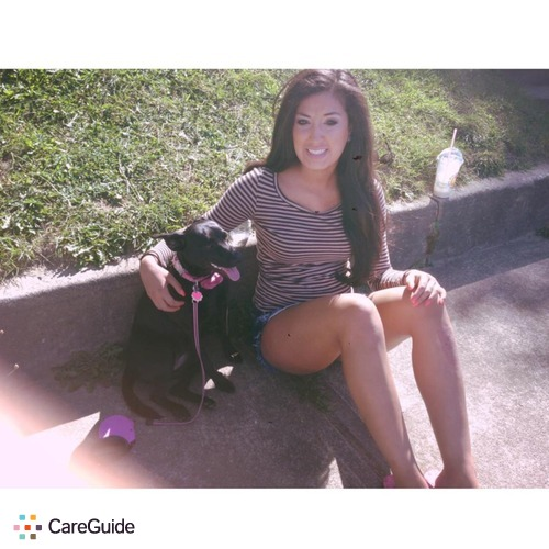Pet Care Provider Chelsea Cruz's Profile Picture