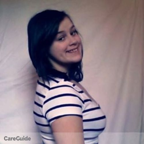 Canadian Nanny Provider Christie Burton's Profile Picture