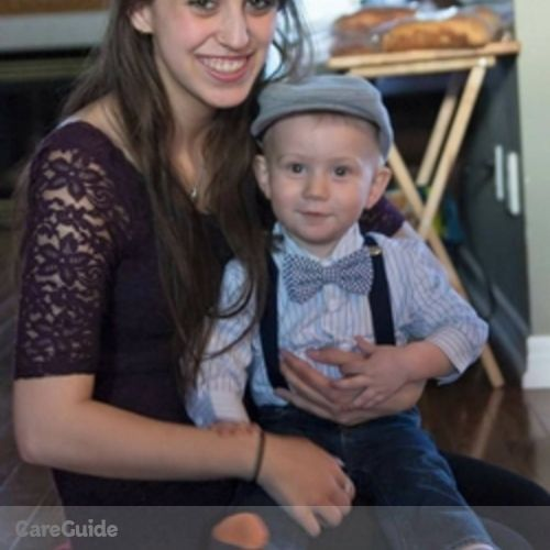 Canadian Nanny Provider Maria Pires's Profile Picture