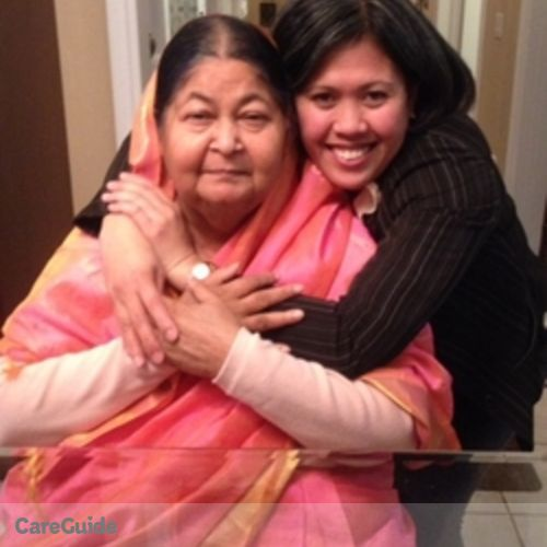 Canadian Nanny Provider Bargayo M's Profile Picture