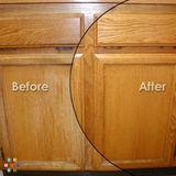 Refinish woodwork