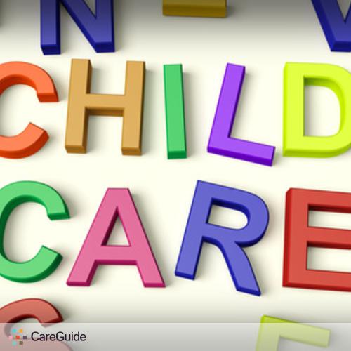 Child Care Provider Jacqui Parlee's Profile Picture