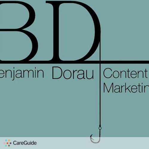 Writer Provider Benjamin Dorau's Profile Picture
