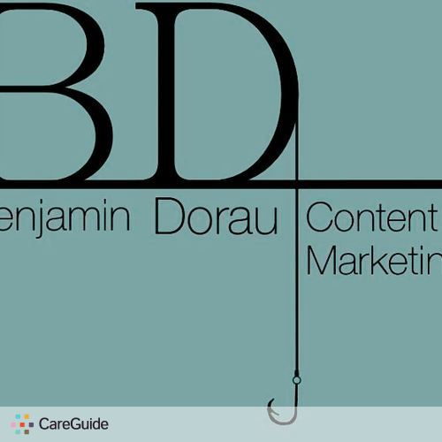 Writer Provider Benjamin D's Profile Picture