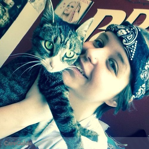 Pet Care Provider Brittany Vaughn's Profile Picture