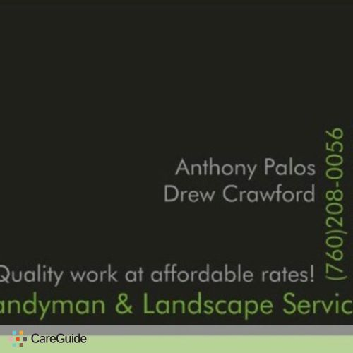 Handyman Provider Anthony Palos's Profile Picture