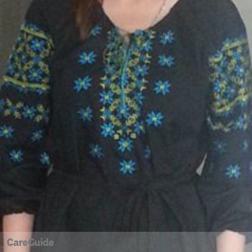 Canadian Nanny Provider Viktoriya Ravska's Profile Picture