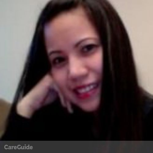 Canadian Nanny Provider Geraldine Lim's Profile Picture