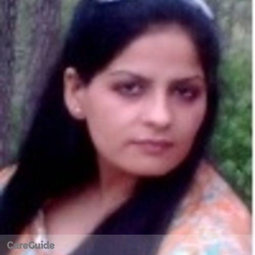 Canadian Nanny Provider Asia Tariq's Profile Picture