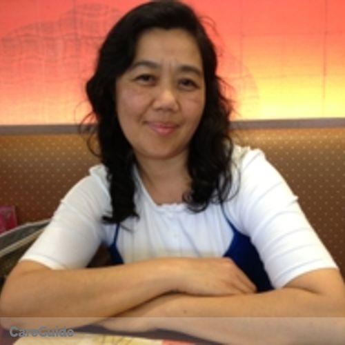 Canadian Nanny Provider Loren A's Profile Picture