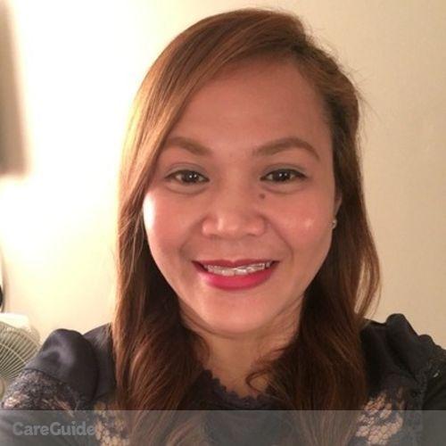 Canadian Nanny Provider Ma. Veronica Delos Santos's Profile Picture