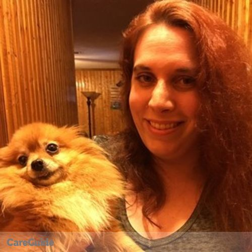 Pet Care Provider Lindsay Burgess's Profile Picture