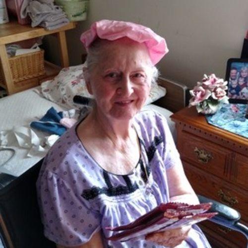 Elder Care Job Connie K's Profile Picture