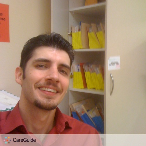 Pet Care Provider Andrew J's Profile Picture