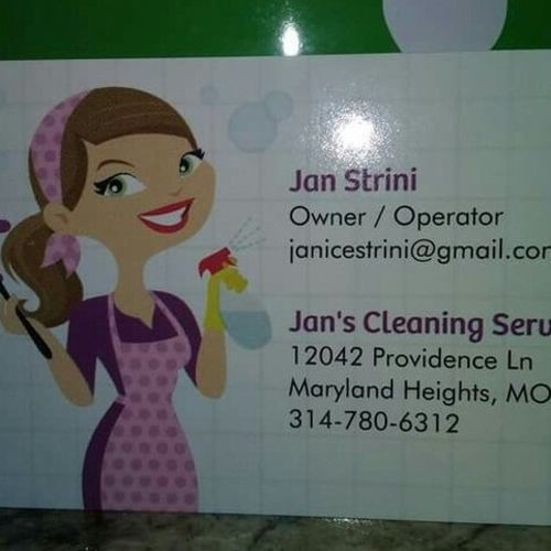 Housekeeper Provider Jan Strini Gallery Image 1