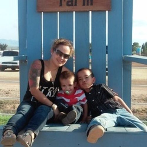 Child Care Job Karimhe Moreno Gallery Image 1