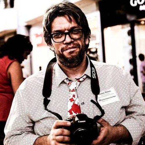 Videographer Provider Danny Mason's Profile Picture
