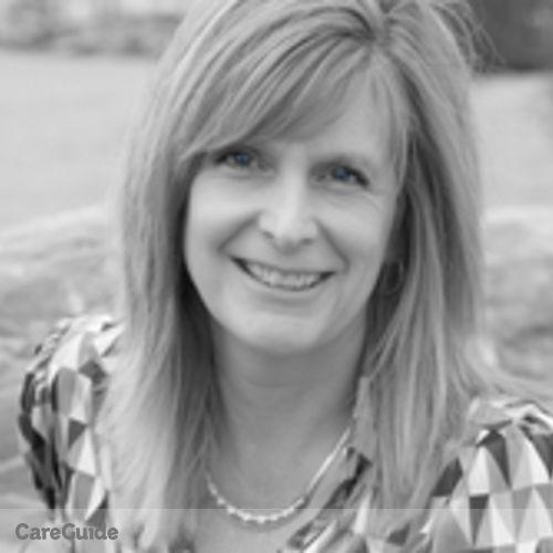 Canadian Nanny Provider Diane M's Profile Picture