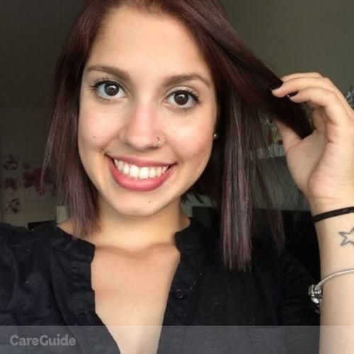 Canadian Nanny Provider Mariana Malatesta's Profile Picture